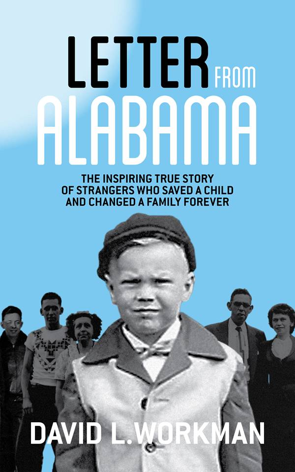 "Book Cover of David Workman's ""Letter from Alabama"""