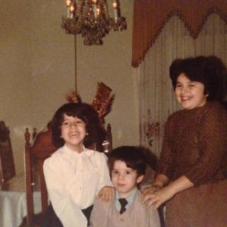 The 3 of Us as Kids
