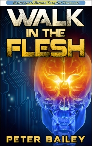Walk in the Flesh by Peter Bailey cover