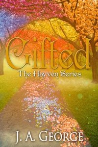 Gifted The Hayvern Series by J.A. George cover