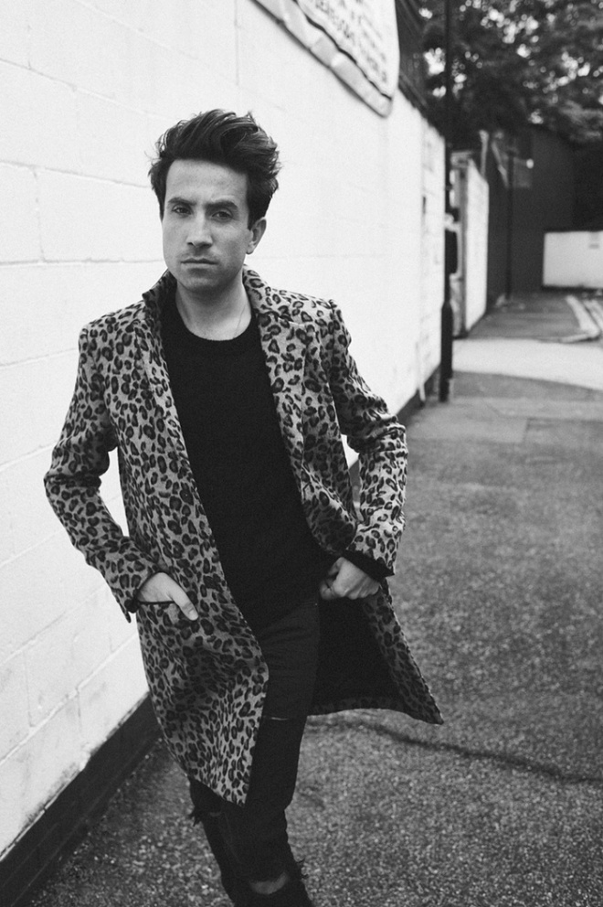 Coat £150, jumper £50, and jeans £30
